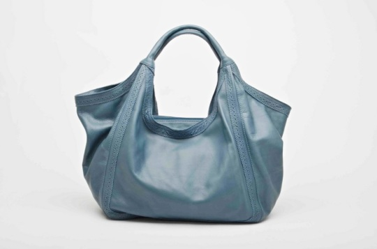 GENUINE CALF LEATHER MADE IN ITALY BAG