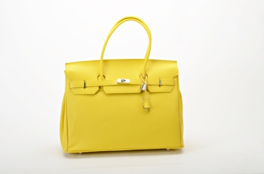 MADE IN ITALY LEATHER HANDBAG - WHOLESALE