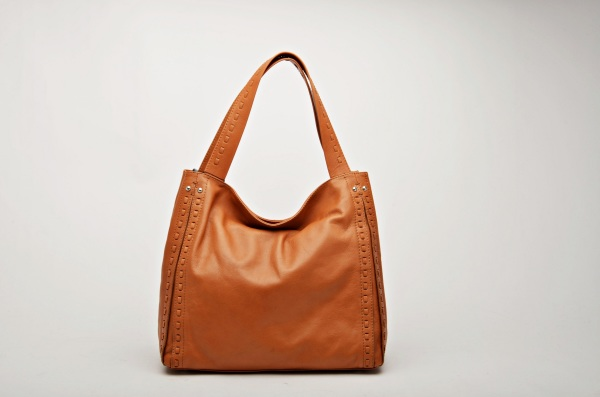MADE IN ITALY – Soft Leather Shopper Bag