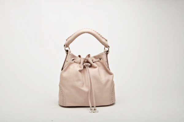 MADE IN ITALY – Bucket Pink Bag