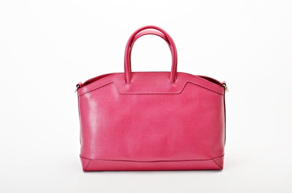 MADE IN ITALY – Modern Design Leather Bag
