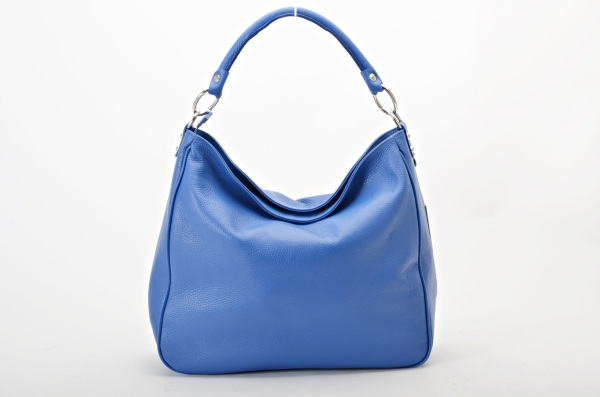 MADE IN ITALY – Soft leather handbag